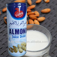 almond popular drink canned 240 ml squash