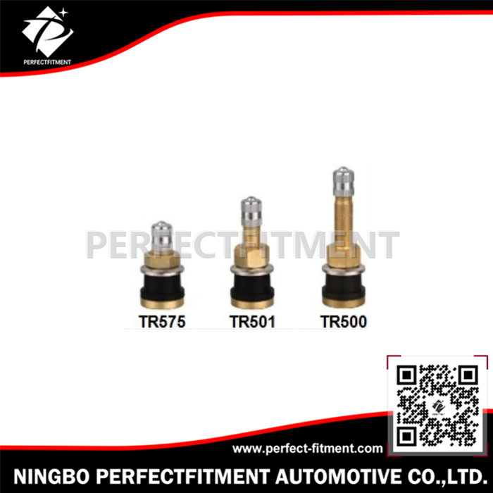 TR500 TR501 TR575 Tire valve 16MS Metal Clamp-in Tubeless Valves