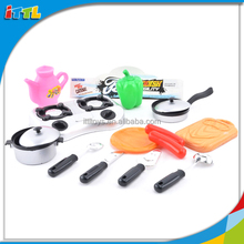 pretend school toys funny kitchen set kids plastic play kitchen