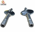 Aluminum/brass/copper precision casting investment casting with polishing