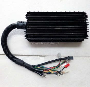 1500w/2000w/2500w/3000w Brushless Controller for Electric Motorcycle