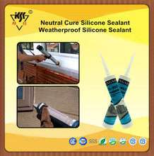 Wholesale Neutral Cure Weatherproof Silicone Sealant
