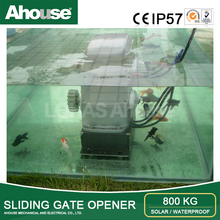 remote control sliding gate operator,motor operated sliding gate