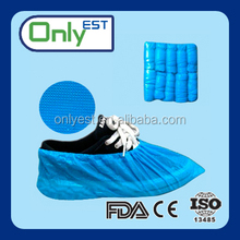 Eco-friendly PP non-skid disposable dance shoe covers with OEM