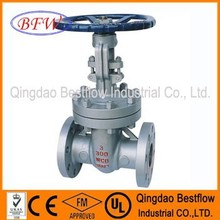 cast steel gate valve