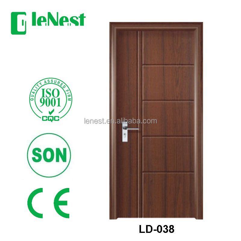 pretty mdf pvc wood door frame price list