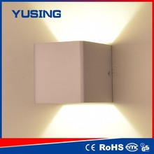 Ultra Simple Minimalism Bedroom Aluminum Lamp Wall Sconce Light For Home Decoration