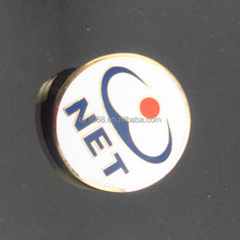 NET Enamel Printing Lapel Pin Badges