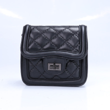 unique new cheap designer black diamond small leather ladies handbags