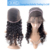 cheap loose wave full lace wig human hair,100% indian grey human hair half wig for black women,peruvian full lace human hair wig