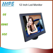 12.1 inch full hd media player/hdmi input car monitor