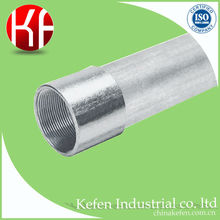 IMC ul listed conduit, gi decorative conduit electrical, underground electrical conduit
