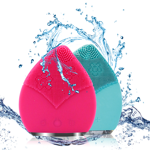 Looking Agents Distributor Beauty Handle Pore Cleansing Brush Face Care