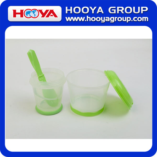 Wholesale Plastic Cereal to Go Breakfast Cup