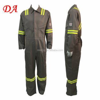 2018 hot selling 100 cotton anti static coverall