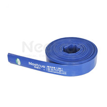 Large diameter PVC irrigation hose
