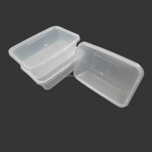 good quality 1500ml / 51 oz disposable transparent take out vented food containers / lunch box wholesale supplier