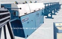 steel bar straightening machine cutting machine