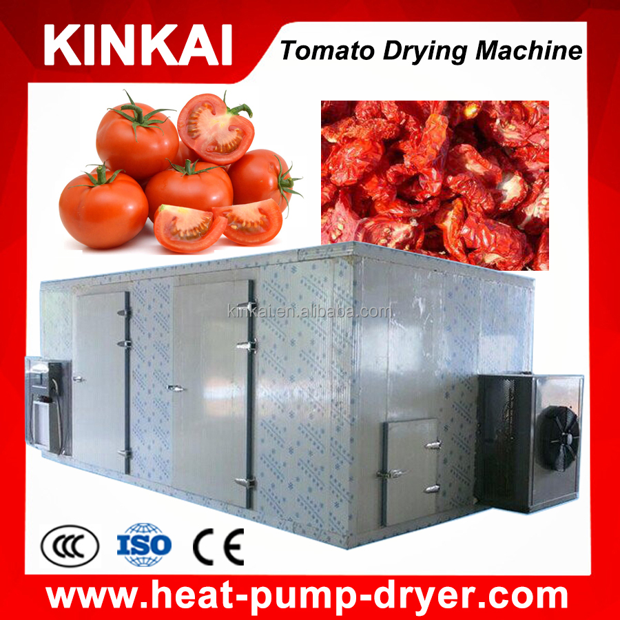 800 KG Drying Capacity Tomato Drying Equipment
