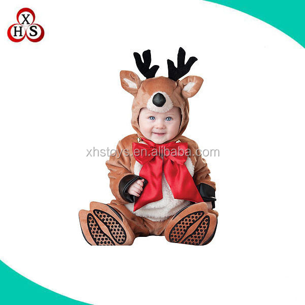 Fashional Style Cheap animal costume deer mascot costume
