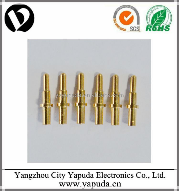 spring Loaded Electrical Pogo Pin Contact Pin for PCB