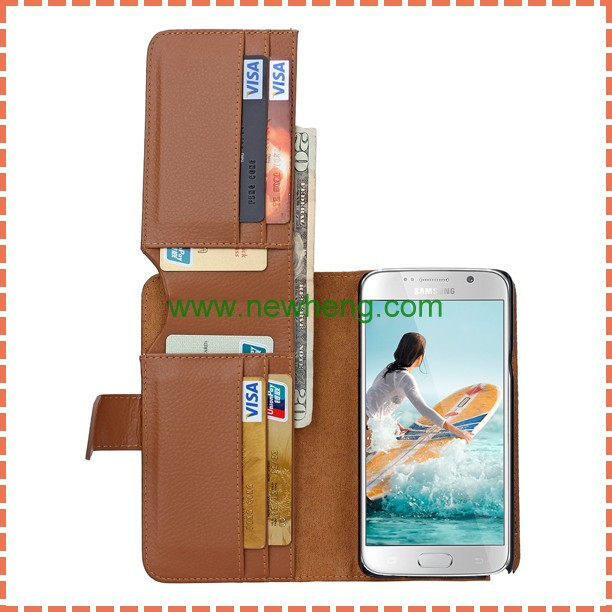 Multifunction Wallet Card Slots Stand Leather Case for Samsung Galaxy Note 5 N9200/Note 4/Note 3
