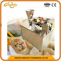 low price Chinese household use stainless steel small manual making empanada/ dumpling machine