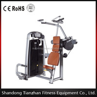 commercial gym equipment/ TZ-6035 vertical traction/ fitness machine
