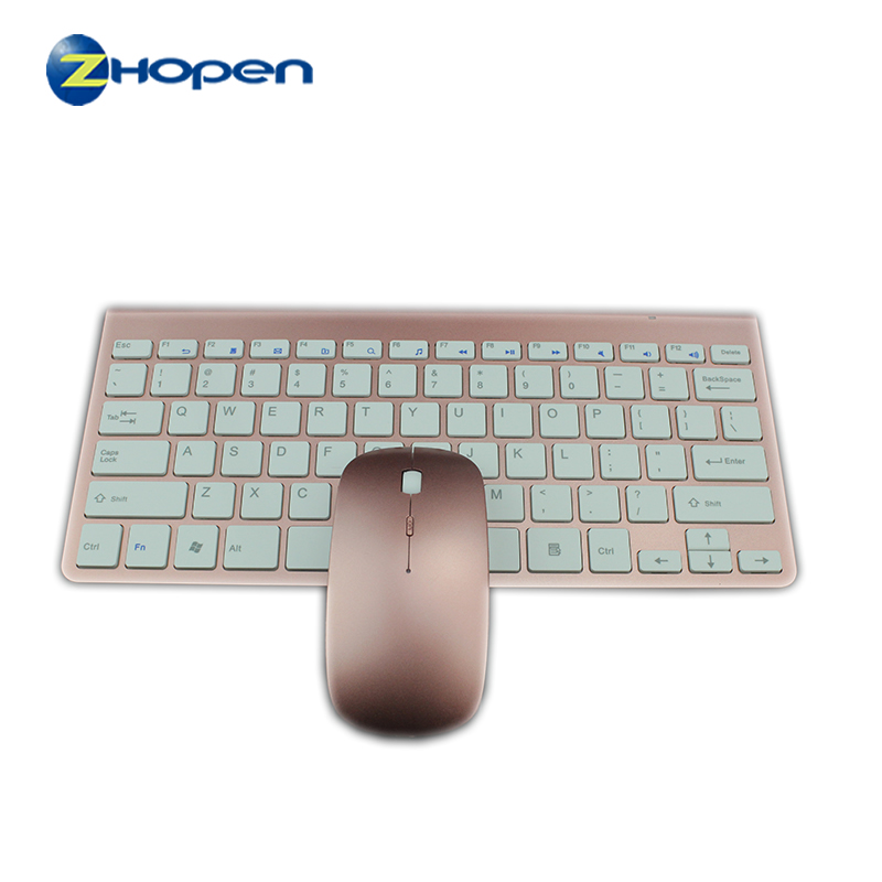 TOP Product USB Connect 2.4g Wireless Keyboard mouse combo For Laptop Computer Desktop