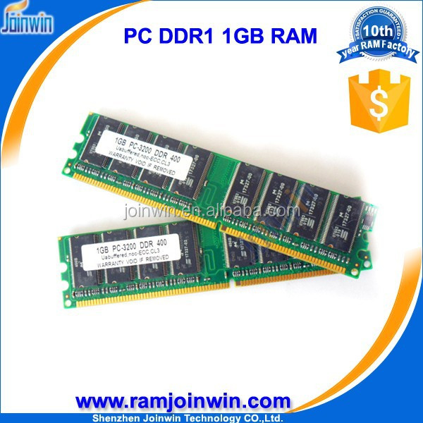 Double-sided longdimm 64mbx8 400mhz ddr 1gb ram price