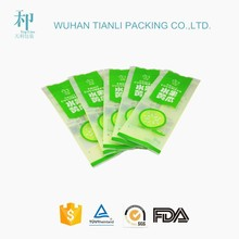 BPA Free biodegradable laminated custom printed food packaging bags