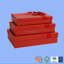 Gift box manufacturer gift wrap box for pen chinese new year custom gift box