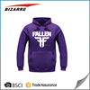 High quality blank mens hoodies
