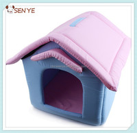 Foldable dog house design dog house puppy bed dog bed
