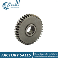 Machining metal professional helical small differential spiral small differential gear