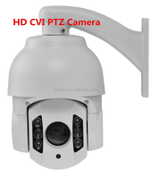 10X High Speed Dome HD 720P HDCVI PTZ CCTV CVI Camera With OSD Meun 5-50mm 10x Zoom Waterproof IR 60M Support Dahua CVR DVR