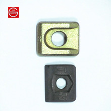 High Quality Lift / Elevator Forged Guide Rail Clip