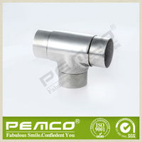 Reasonable Price Welding Stainless Steel 3 Way Pipe Connector