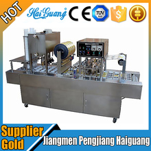 Made In China Yoghurt Cup Filling Equipment/Cup Filling And Sealing Machine In Turkey