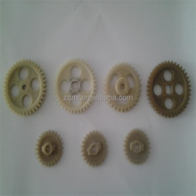High strength plastic gears for toys, small plastic wheel gears