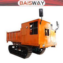 China crawler mini dumper Small Site crawler dumper Price