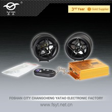 GSM gps motorcycle/car tracker alarm system with sos panic button and fuel management YT-926