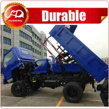 Hot selling 2016 Chinese Foton Forland 4x4 dump truck for sale