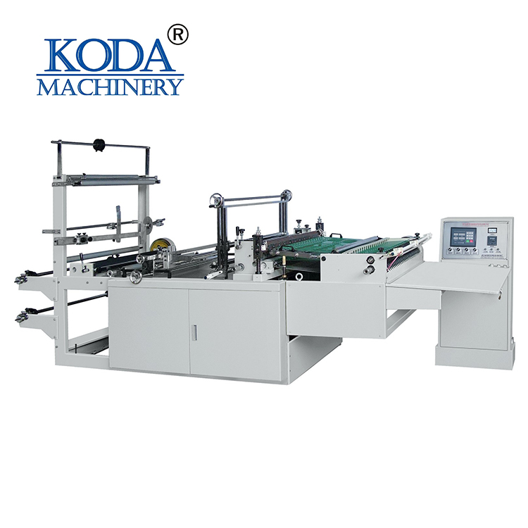 Heat Cutting plastic bag making machine nice price for sale