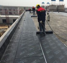 Building construction 3mm polyester mat reinforcement