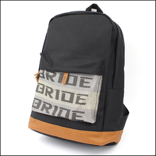 Factory direct BRIDE JDM racing backpack modified backpack backpack Mini Bag