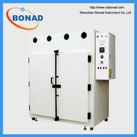 industrial Blast dry Oven , blast drying Test Chamber