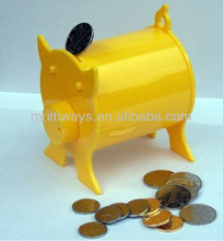 Projeto do porco Money Saving Box/Coin Bank