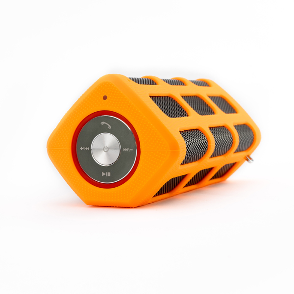 Multimedia Music Player Portable Wireless Small Laptop Bluetooth Speakers with Mircophone