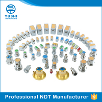 Support OEM NDT Instruments Spot weld transducers used in automotive and industrial applications